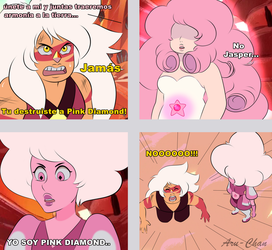 Rose is Pink Diamond by YK-DGB