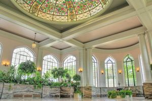 Casa Loma Conservatory by KMourzenko