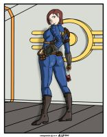 Vault Dweller! by Dthorin