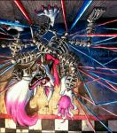 Noise comes closer / Mangle FNaF by Mizuki-T-A