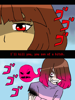 MONSTER DUST CRUSADERS [Glitchtale Scene/Collab] by Void-P