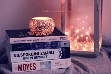 Book lover by thnkfrthmmrs