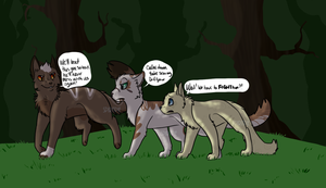 Rogue Hunting :SUNCLAN: by Spiritpie