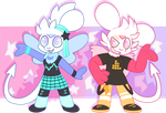 The Beat Twins by pupom