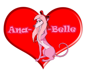 AnaBelle hair down by AnimaP-NetoLins