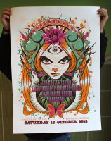 The Pretty Things poster by Johannahoj