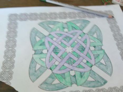 celtic knot 1 by ineffable77