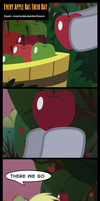 Every Apple Has Their Day by Toxic-Mario