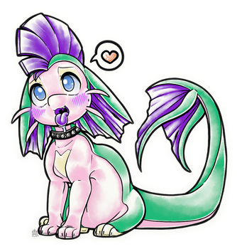 Well behaved Fishy by Scuterr