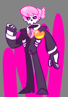 Mystery Skulls Animation: Lewis by LemonMeringueFox