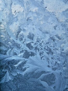 Frost on the Window by TheSecretWhisper