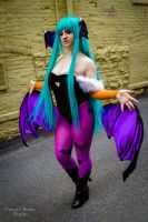 Morrigan 7 by IchigeiCosplay