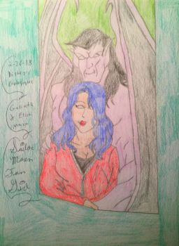 Goliath And Elisa 115 by SailorMoonFanGirl