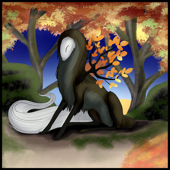 Autumn Esk by Artha-Demon