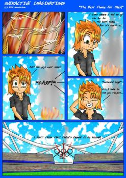 OA - The Best Flame For Miles by Masako-kun
