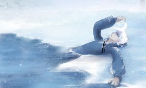 RotG : Jack Frost by DarkHalo4321