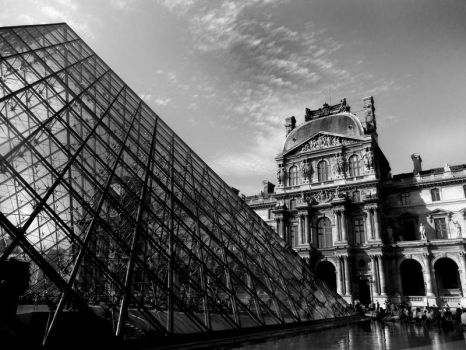louvre by y2jabba