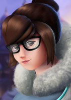 Mei commission by Reillyington86