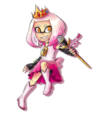 Collab: Pearlie by GreenApple715