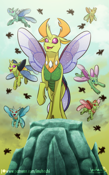 New Era of the Changelings by InuHoshi-to-DarkPen