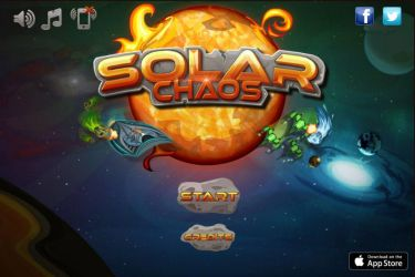 Solar Chaos: Tower Defence by CourtneyBowen
