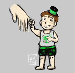 Oliver (Ollie) Julian Patrick by BabyMallows