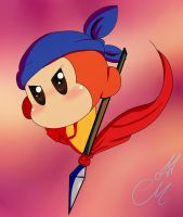 Bandanna Waddle Dee by CoolflyerMizuki