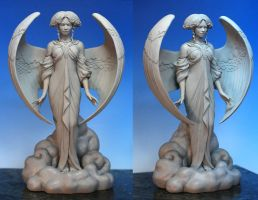 nouveau Angel 2 by MarkNewman