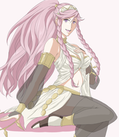Fire Emblem: Awakening // Olivia by OoKariChanoO