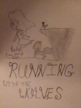 Running With The Wolves by BebeEmerald