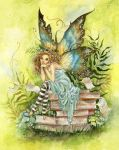 Fairy of Happy Endings by JannaFairyArt