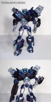 The REAL movie Chromia by Unicron9