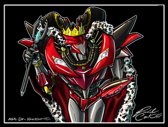 King Knockout by Laserbot