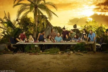 The Lost last supper by edua234