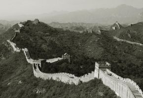 Great Wall of China by lux69aeterna
