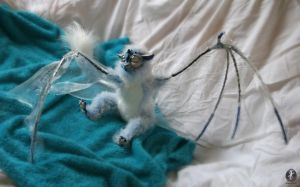 icy air dragon fox (Now is available) by Ynik-name