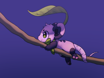 Don't fall! by lnsaneFish