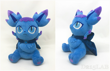 Saph plush by d215lab