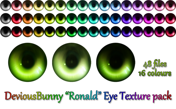 DOWNLOAD: Eye Tex Style 1 by DisastrousBunny