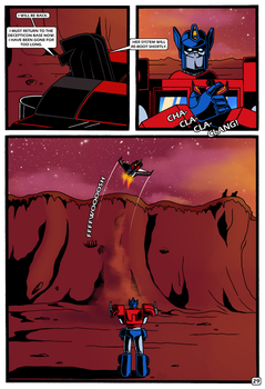 Transformers: Bloodline PAGE 29 by KingRebecca