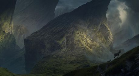Where the sleeping giants are by Jessica-Rossier