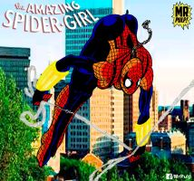 SPIDER GIRL by mrpulp-presenta