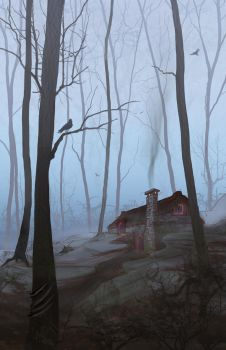 The Cottage by EranFowler