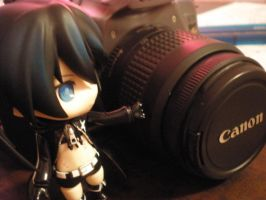 New Camera by LonelyEmo