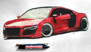 R8 by KacperMamcarcyzk
