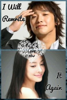 I Will Rewrite It Again Poster #8 by SakuraAshez