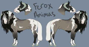 898 -Ferox Animus by dry-oasis