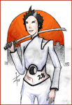 Arrancar Number 28: Colored by tousti