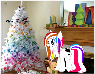 Chirstmas Pony Adopt - Day 5 - Close by Kanean