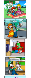 Pranksters 2: Page 7 by Nintendrawer